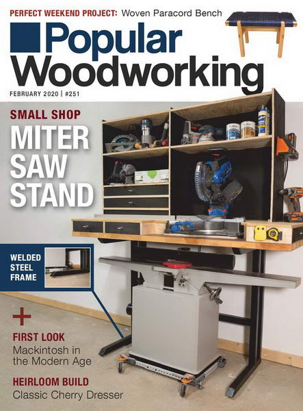 Popular Woodworking №251 (February 2020)