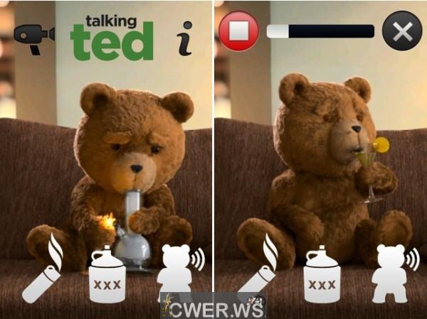 Скачать Talking-Ted Для Андроид