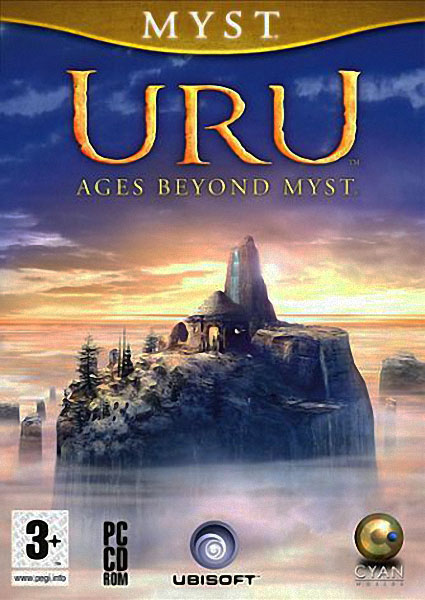 URU. Ages Beyond Myst (2003)