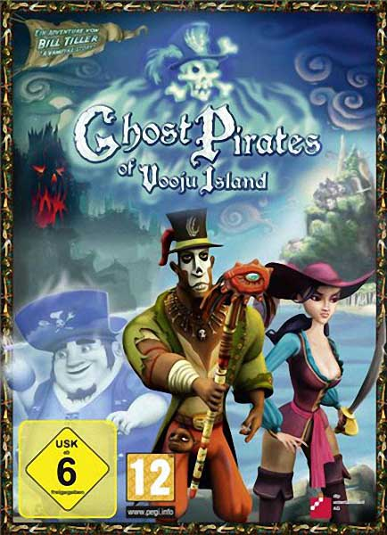 Ghost Pirates of Vooju Island (2010)