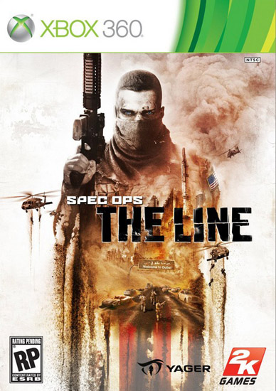Spec Ops: The Line XBOX360