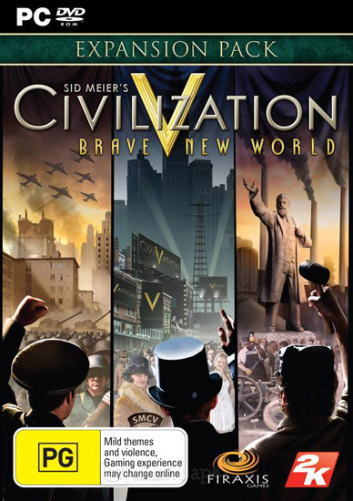 Sid Meier's Civilization V: Brave New World (2010-2013/Repack)