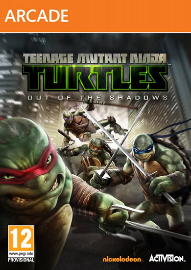 Teenage Mutant Ninja Turtles: Out of the Shadows (2013/Repack)