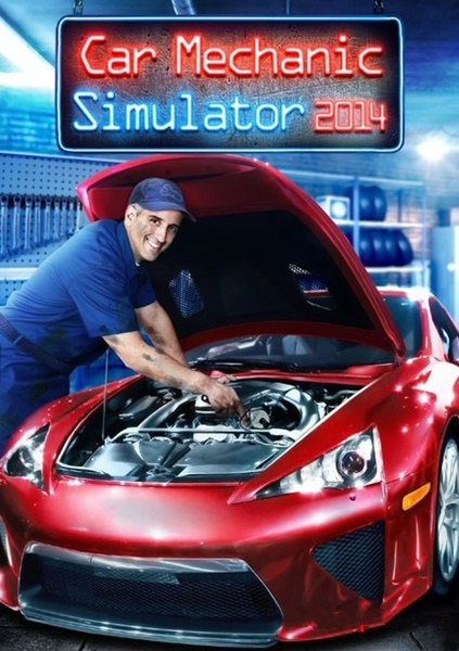 Car Mechanic Simulator 2014 (2014/Repack)