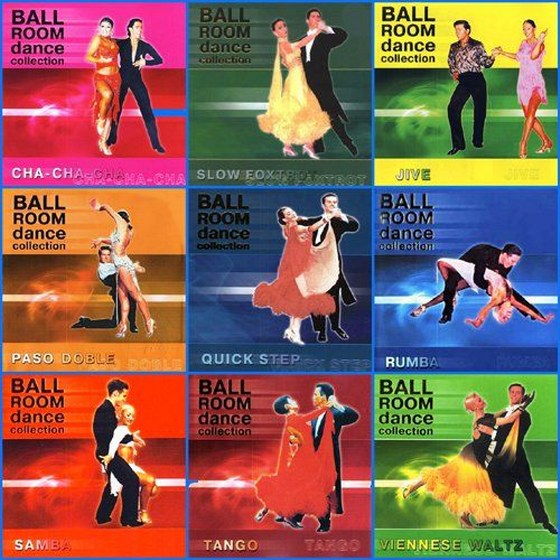 Ballroom Dance Collection: 10CD (2001)