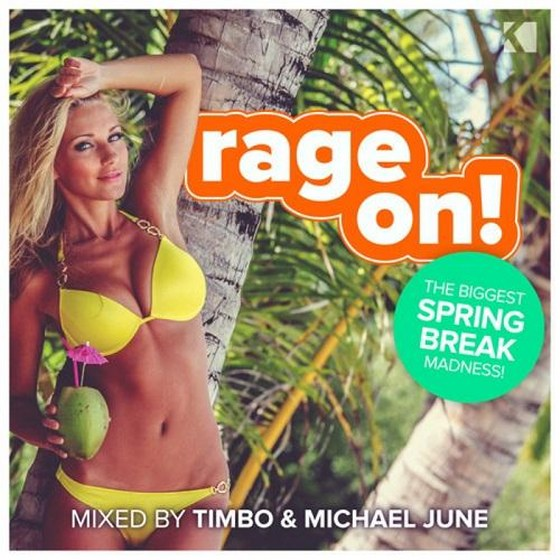 Rage On: The Biggest Spring Break Madness (2014)