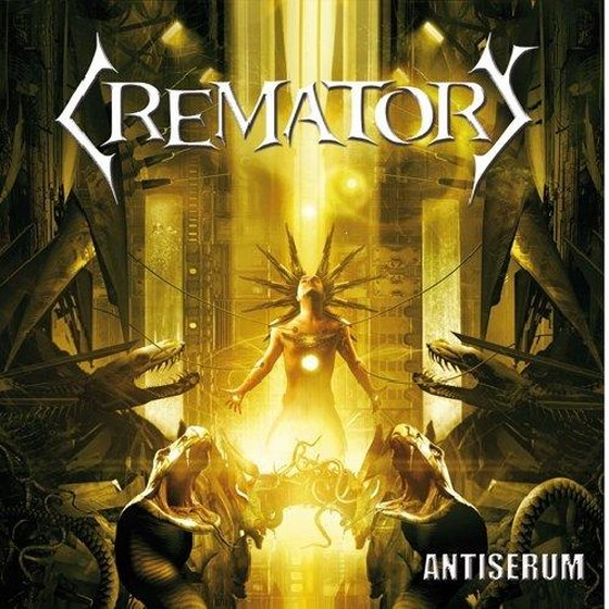 Crematory. Antiserum: Limited Edition (2014)