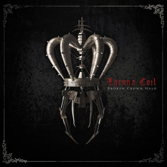 Lacuna Coil. Broken Crown Halo (2014)