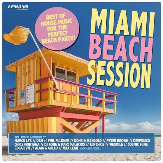 Miami Beach Session (2014)