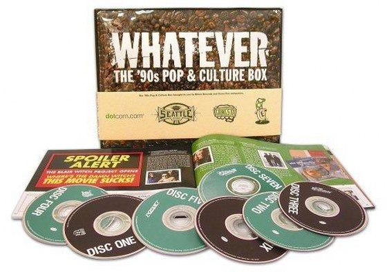 Whatever: The 90's Pop & Culture Box (2005)