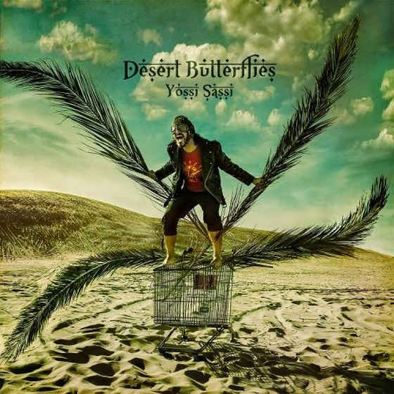 Yossi Sassi. Desert Butterflies: Limited Edition (2014)