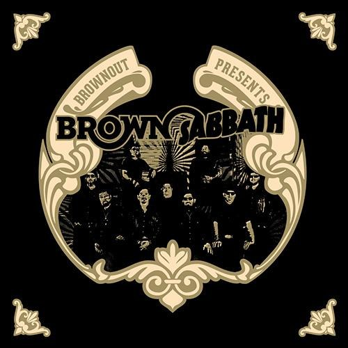 Brownout. Brownout Presents Brown Sabbath (2014)