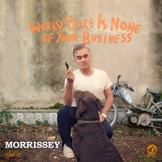 Morrissey. World Peace Is None Of Your Business: Deluxe Edition (2014)