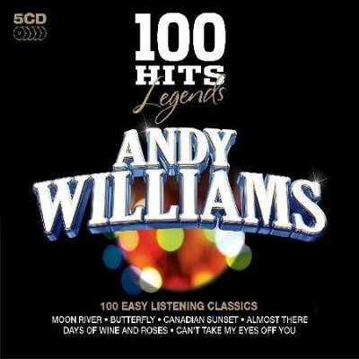 Andy Williams - 100 Hits Legends (2009)