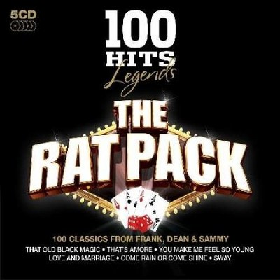 The Rat Pack - 100 Hits Legends (2009)