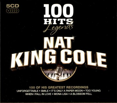 100 Hits Legends - Nat King Cole - 2009