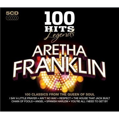 Aretha Franklin - 100 Hits Legends (2010)