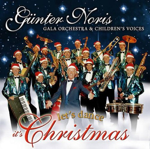 скачать Gunter Noris. Let's dance it's Christmas (2006)