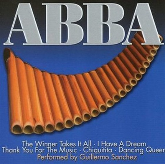 скачать Guillermo Sanchez. The very Best of ABBA on Panpipes (2011)