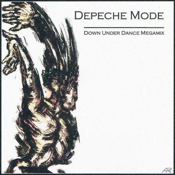 скачать Depeche Mode. Down Under Dance Megamix (2011)