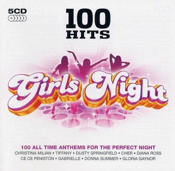 скачать 100 Hits: Girls Night (2008)