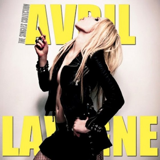 скачать Avril Lavigne. The Singles Collection: Deluxe Edition (2012)