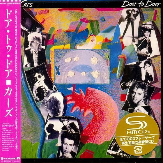 СКАЧАТЬ The Cars. Door To Door: 1987 Japan CD (2012}