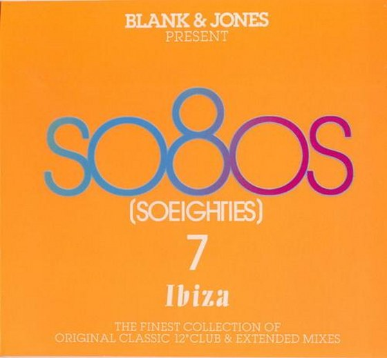скачать Blank & Jones present So80s: SoEighties 7 Ibiza (2012)
