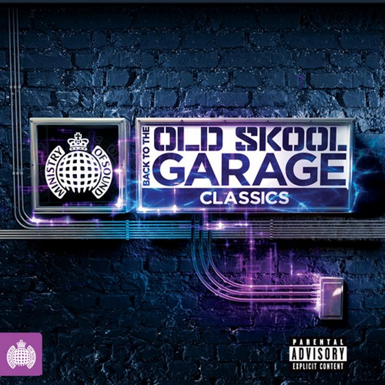 скачать Ministry Of Sound: Back To The Old Skool Garage Classics (2012)