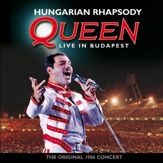 скачать Queen. Hungarian Rhapsody: Queen Live 1986 In Budapest (2012)