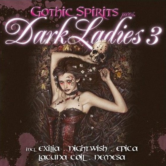 скачать Gothic Spirits. Dark Ladies 3 (2012)