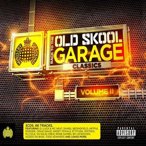 скачать Ministry Of Sound: Back To The Old Skool Garage Classics Vol. 2 (2012)