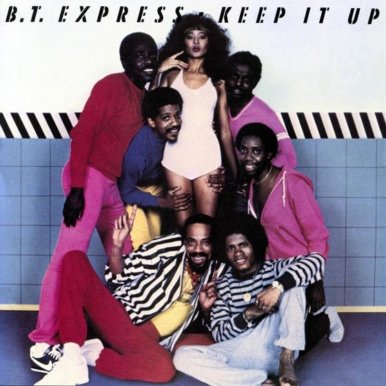 скачать B.T. Express. Keep it Up 1982 (2012)