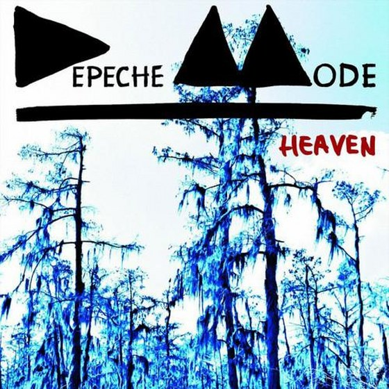Depeche Mode. Heaven: Maxi-Single (2013)