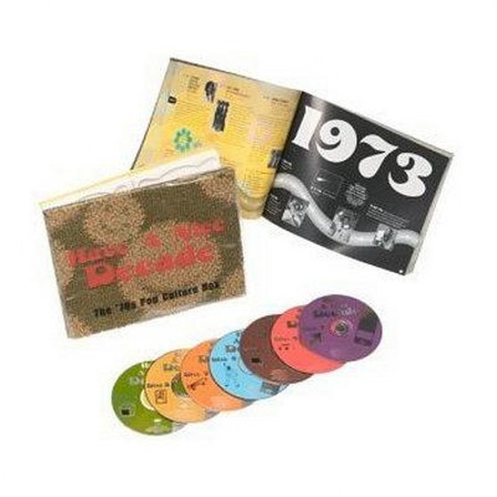 Have a Nice Decade. The '70s Pop Culture Box: Remastered Box Set (1998)