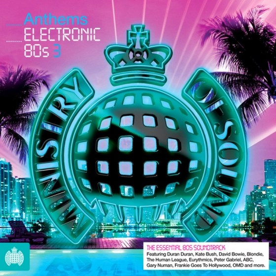 Ministry Of Sound: Anthems Electronic 80's 3CD (2013)