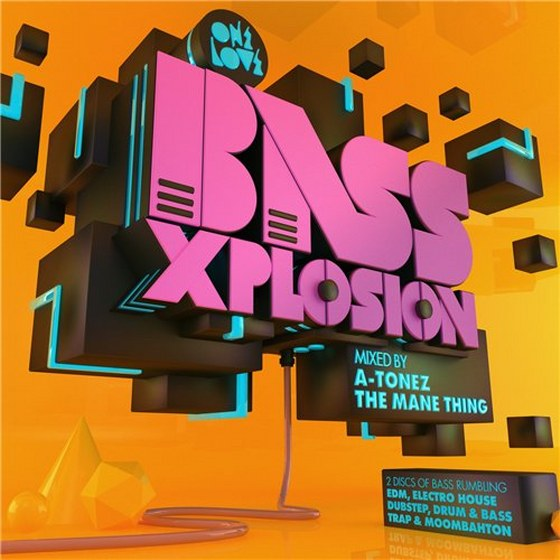 скачать Bass Xplosion: Mixed By A Tonez and The Mane Thing (2012)