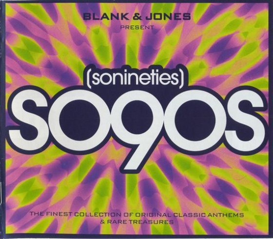 Blank & Jones present: SO90S Sonineties (2012)
