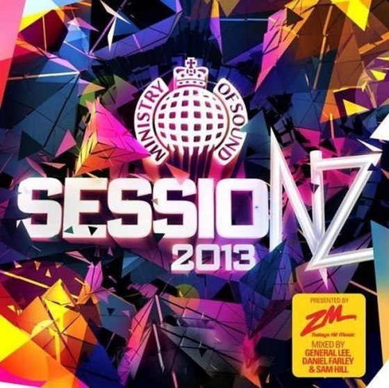 Ministry of Sound: SessioNZ (2013)