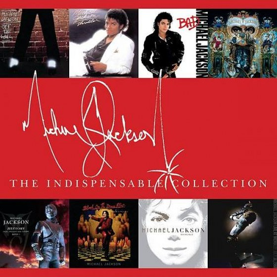 Michael Jackson. The Indispensable Collection (2013)