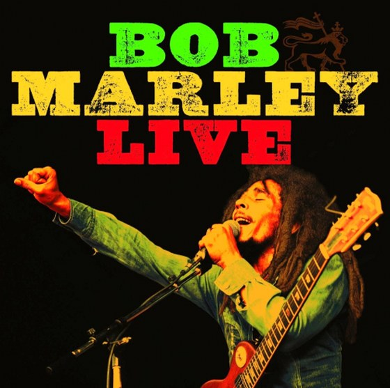 Bob Marley. Live!German Box Set Vinyl 24-96 2013)