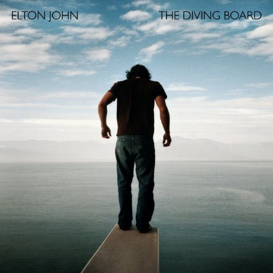 Elton John. The Diving Board (2013)