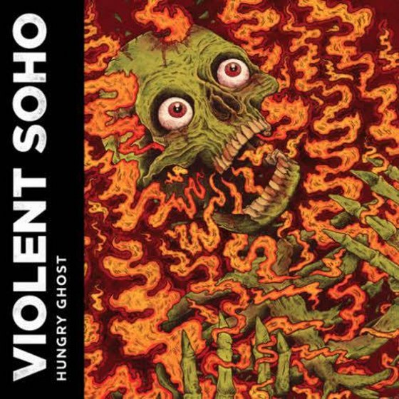 Violent Soho. Hungry Ghost (2013)