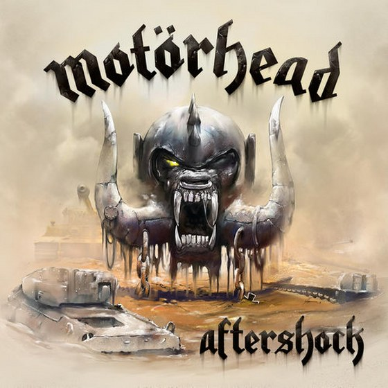 Motorhead. Aftershock (2013)