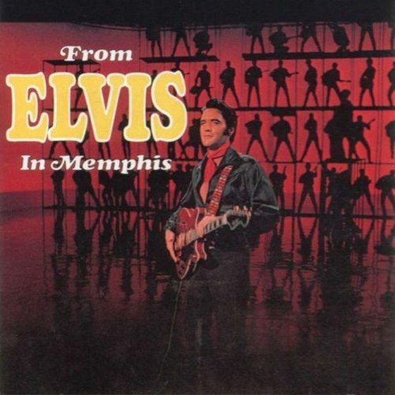 Elvis Presley. From Elvis In Memphis (2013)