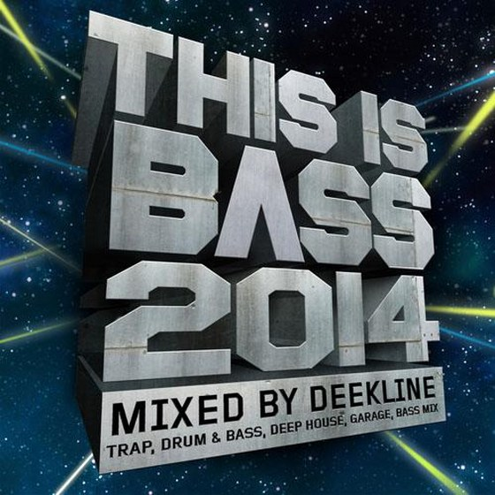 This Is Bass: Mixed By Deekline (2014)