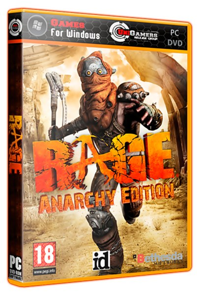 Rage: Anarchy Edition (2011/Rip)