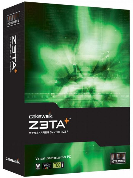 Cakewalk Z3TA Plus 2.1