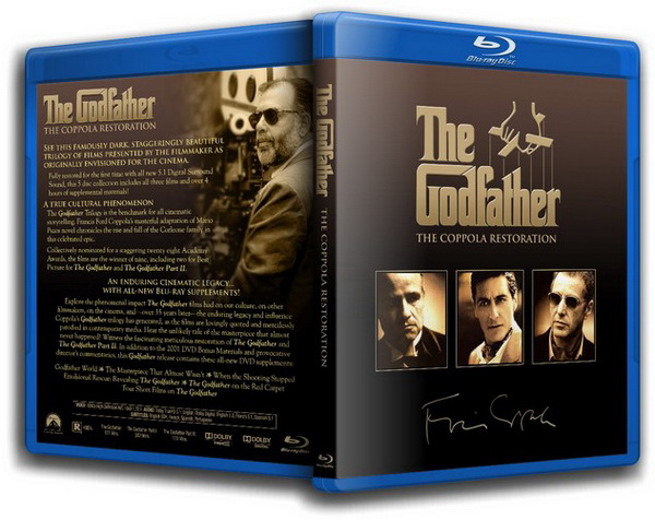 Крестный отец. Трилогия / The Godfather. Trilogy