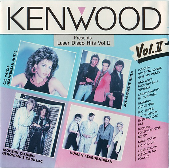 Kenwood Presents Laser Disco Hits